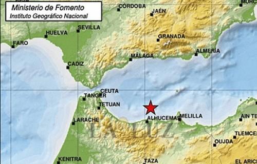 Regresan a sus casas 11 de las familias desalojadas por el terremoto de Melilla