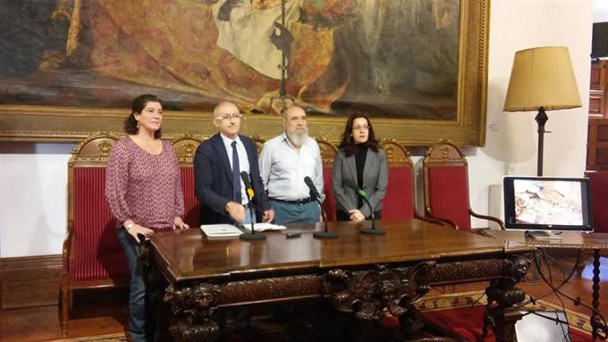 Científicos españoles analizarán las condiciones de vida de los gobernadores del Antiguo Egipto a partir de sus restos