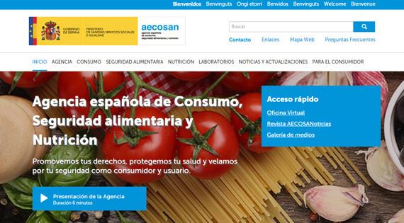 Consumo incluye en su web 53 alertas sobre productos no alimenticios durante el mes de enero