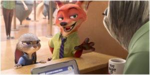 Imagen del film 'Zootropolis'.
