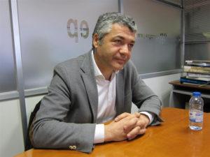 El secretario de Igualdad, Migraciones y Ciudadanía de la Generalitat, Oriol Amorós. / Foto: Europa Press.