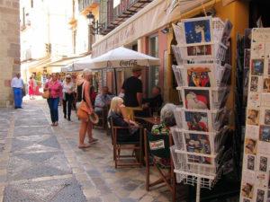 Las cifras de turistas mejoran. / Foto: Europa Press.