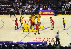 Los investigadores han analizado la evolución del juego en 6.130 partidos de la NBA. / Malingering