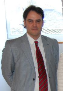 El investigador Sebastián Villasante.