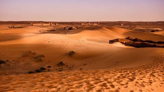 España suministrará predicciones de polvo mineral atmosférico a África