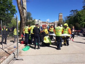 Foto: Emergencias Madrid.