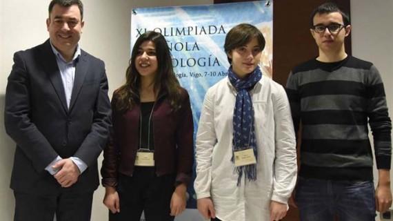Una estudiante de Santiago competirá en la fase internacional de la Olimpiada de Biología en Vietnam