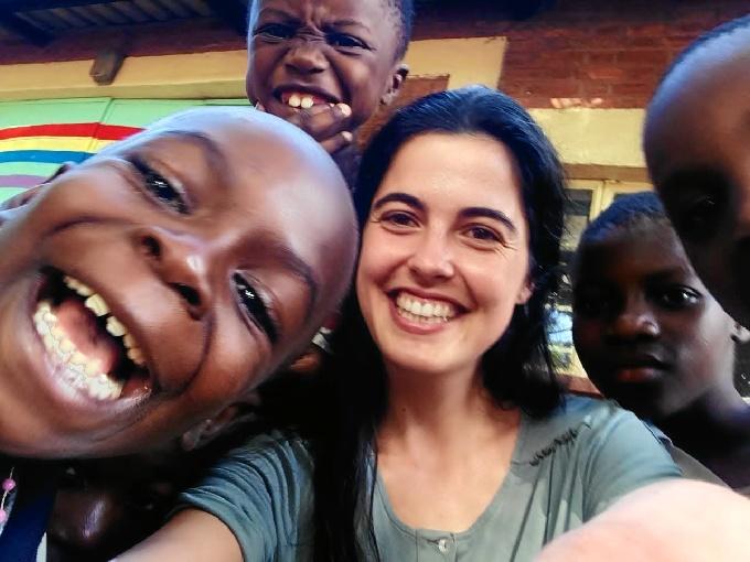 La española Marina Rosillo nos cuenta su experiencia en una misión en África