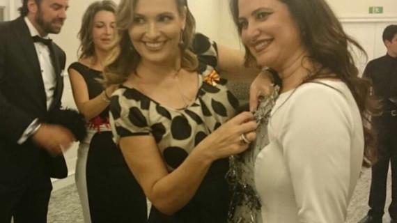 La doctora Rocío Vázquez ingresa en la Academia de la Diplomacia