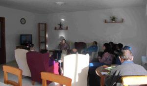 Cáritas ayuda a personas sin techo. / Foto: Cáritas.