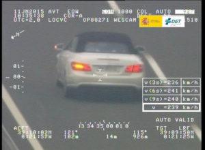 La campaña vigilará especialmente los excesos de velocidad.