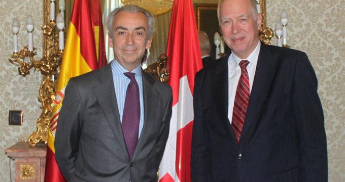 España y Suiza se comprometen a mejorar el intercambio de información tributaria