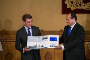 Cabe la posibilidad de construir un tercer buque. / Foto: Europa Press.
