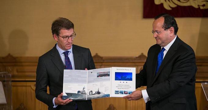 Los astilleros de la ría de Ferrol construirán dos buques para la Armada australiana