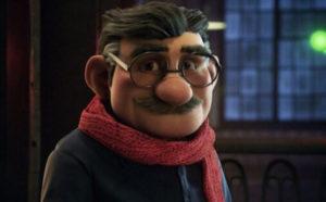 Justino, el personaje del anuncio de la Lotería de Navidad. / Foto: Loterías y Apuestas del Estado.