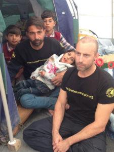 El niño podría llegar a España en una semana. / Foto: Europa Press.