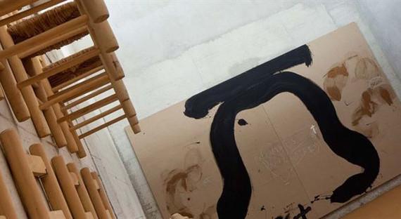 La UPF abre su patrimonio artístico en un recorrido con Antoni Tàpies de protagonista