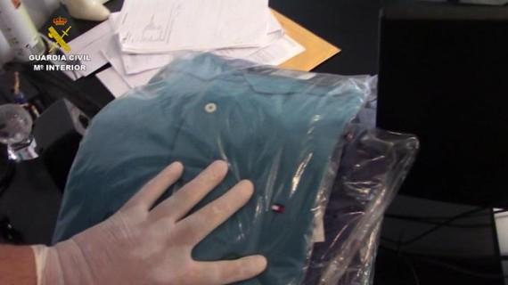 Detenido uno de los mayores vendedores de falsificaciones a través de Internet a nivel internacional