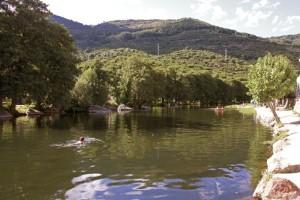 Piscinas del Valle del Jerte.