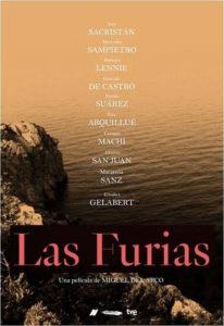 Cartel de la película 'Las Furias'.