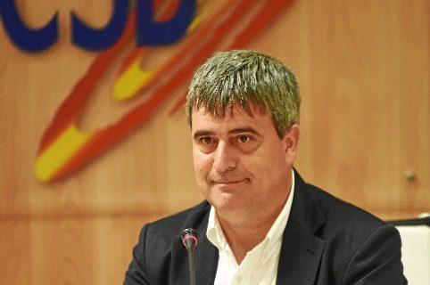 El presidente del Consejo Superior de Deportes, Miguel Cardenal, valora los resultados obtenidos en Río