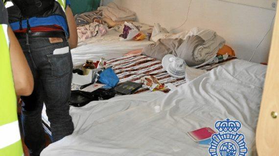 Detenida una ciudadana china que explotaba sexualmente a compatriotas a las que tenía hacinadas en una habitación en Girona