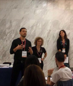 Daniel García es uno de los impulsores de la Asociación Española de Tao Yin.