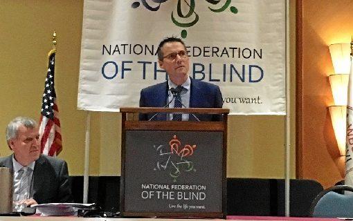 El español Fernando Riaño, elegido vicepresidente primero de la Unión Mundial de Ciegos