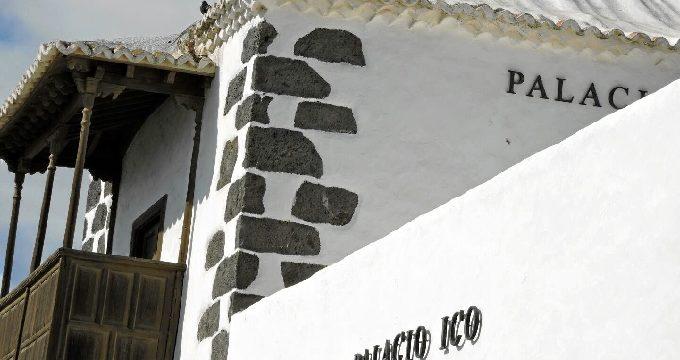 El Palacio Ico de Lanzarote se convertirá en hotel