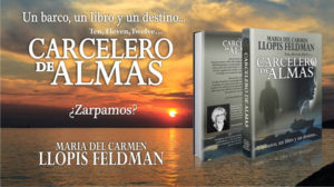 'Carcelero de almas' es su primera novela. / Foto: www.facebook.com/cllopisfeldman