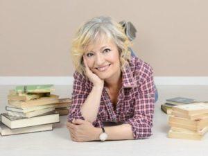 La escritora Carmen Llopis. / Foto: www.carmenllopisfeldman.com