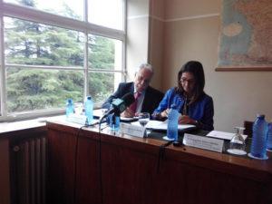 La Fundación ha firmado un convenio con Loterías y Apuestas del Estado. / Foto: Europa Press.