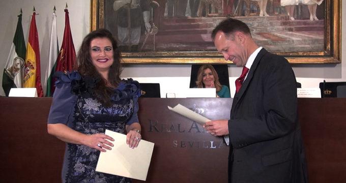 La doctora Rocío Vázquez, nombrada cónsul honoraria de Bulgaria en Andalucía