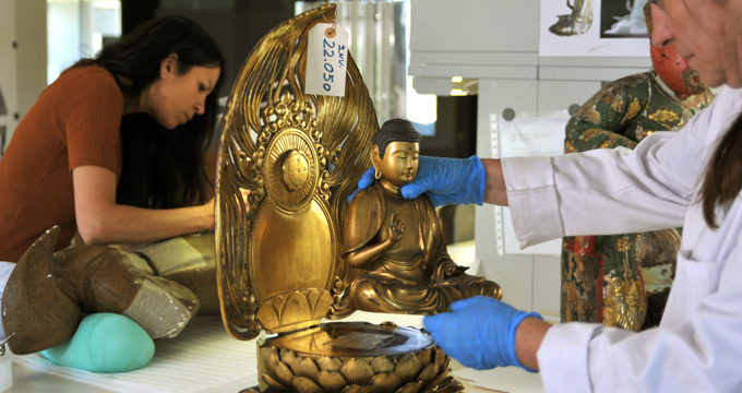 España participa en una iniciativa europea para la investigación del patrimonio cultural