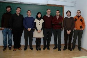 Equipo de investigación de la Universidad de Málaga.