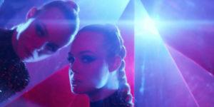 Escena de 'The neon demon'.