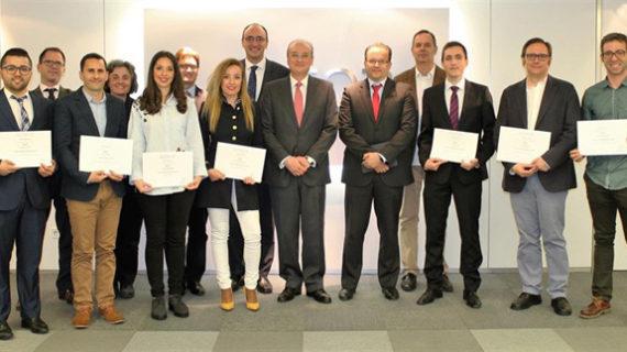 AENOR entrega seis premios de trabajos académicos de estandarización a estudiantes españoles