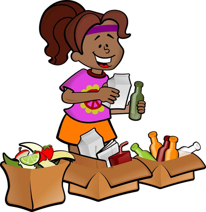 El reciclaje como una prioridad educativa
