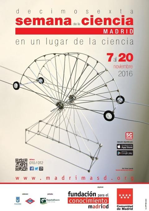 La XVI Semana de la Ciencia arranca en Madrid con más de 1.000 actividades gratuitas