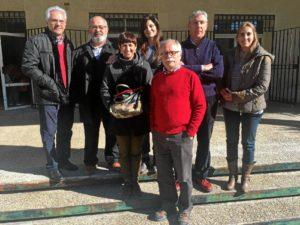 Grupo de investigadores de la Universidad de Cádiz.