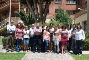 Investigadores de la Universidad de Cádiz.
