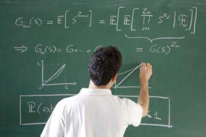 El congreso de Matemáticas se celebra en Zaragoza. / Foto: Barande.