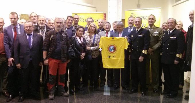 Responsables del Camino de Santiago esperan la llegada de nuevos peregrinos de la Antártida en próximos años