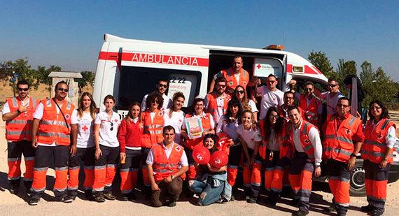 La Cruz Roja de España gana la Medalla de Oro de la Fundación CNAE