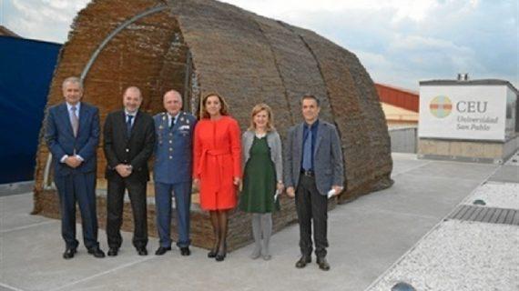 Una investigación que ofrece soluciones arquitectónicas para la supervivencia de refugiados, Premio Ángel Herrera