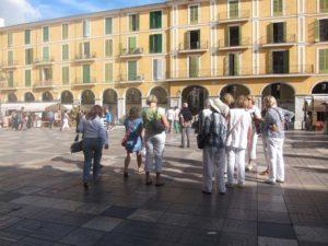 Aumentan los turistas extranjeros. / Foto: Europa Press.
