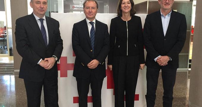 Cruz Roja Española y Janssen amplían su colaboración para impulsar proyectos que mejoren la salud de la población