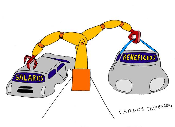 Posibilidades económicas de nuestros robots
