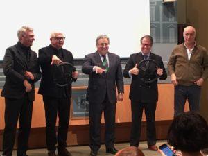 Tricicle protagoniza la nueva campaña de la DGT. / Foto: Europa Press.