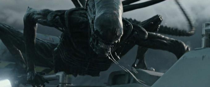 Llega 'Alien: Covenant'